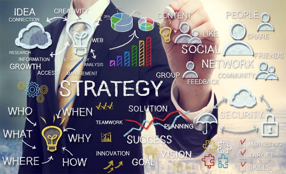Diseño de la estrategia financiera