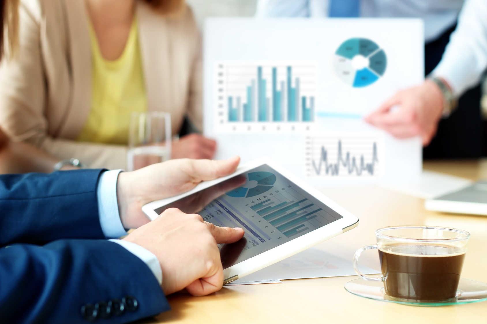 Revisión de la estrategia financiera
